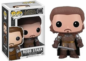 Funko POP! Game Of Thrones Vinyl Figure Robb Stark
