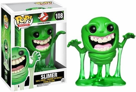 Funko POP! Ghostbusters Vinyl Figure Slimer New!