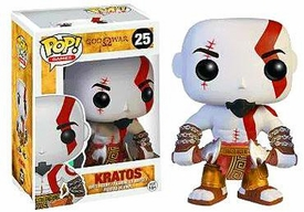 Funko POP! God of War Vinyl Figure Kratos New!