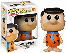 Funko POP! Hanna-Barbera Vinyl Figure Fred Flintstone New!
