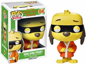 Funko POP! Hanna-Barbera Vinyl Figure Hong Kong Phooey New!