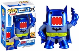 Funko POP! Heroes Domo DC 2013 SDCC San Diego Comic-Con Exclusive Vinyl Figure Domo Batman [Metallic]