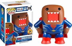 Funko POP! Heroes Domo DC 2013 SDCC San Diego Comic-Con Exclusive Vinyl Figure Domo Man of Steel