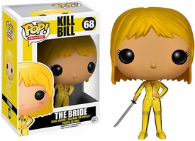 Funko POP! Kill Bill Vinyl Figure The Bride New!
