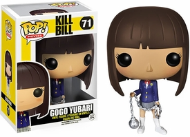 Funko POP! Kill Bill Vinyl Figure Gogo Yubari New!