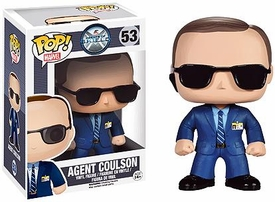 Funko POP! Marvel Agents of S.H.I.E.L.D. Vinyl Figure Agent Coulson Pre-Order ships July