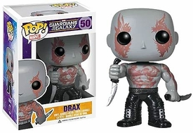 Funko POP! Marvel Guardians of The Galaxy Vinyl Bobble Head Drax