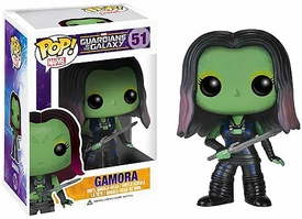 Funko POP! Marvel Guardians of The Galaxy Vinyl Figure Gamora New!