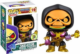Funko POP! Masters of the Universe 2013 SDCC San Diego Comic-Con Exlcusive Vinyl Figure Disco Skeletor