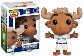 Funko POP! MLB Vinyl Figure Mariner Moose