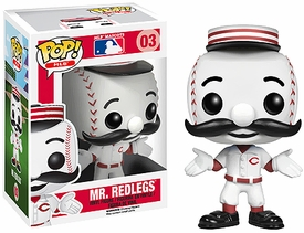Funko POP! MLB Vinyl Figure Mr. Red