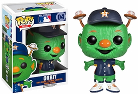 Funko POP! MLB Vinyl Figure Orbit Houston Astros