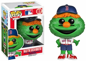 Funko POP! MLB Vinyl Figure Wally The Green Monster