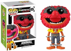 Funko POP! Muppets Most Wanted Vinyl Figure Animal