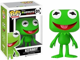 Funko POP! Muppets Most Wanted Vinyl Figure Kermit