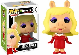 Funko POP! Muppets Most Wanted Vinyl Figure Miss Piggy