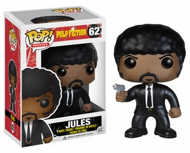 Funko POP! Pulp Fiction Vinyl Figure Jules Winnifield New!