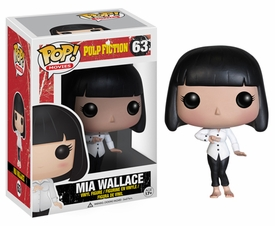 Funko POP! Pulp Fiction Vinyl Figure Mia Wallace New!