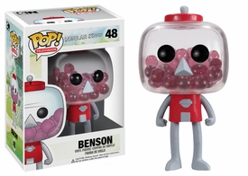 Funko POP! Regular Show Vinyl Figure Benson