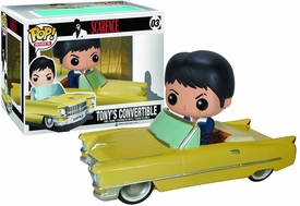 Funko POP! Scarface Vinyl Vehicle Tony's Convertible Car