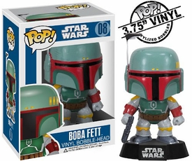 Funko POP! Star Wars Bobble Head Boba Fett