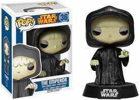Funko POP! Star Wars Bobble Head Emperor New!
