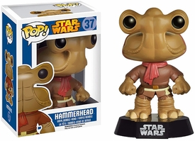 Funko POP! Star Wars Bobble Head Hammerhead New!