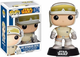 Funko POP! Star Wars Bobble Head Luke Skywalker [Hoth] New!