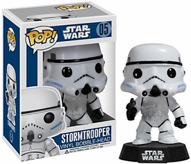 Funko POP! Star Wars Bobble Head Stormtrooper