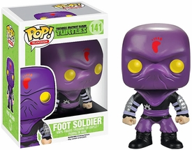 Funko POP! Teenage Mutant Ninja Turtles Vinyl Figure Foot Soldier New!