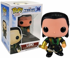 Funko POP! Thor 2 Dark World Vinyl Bobble Head Loki Pre-Order ships November