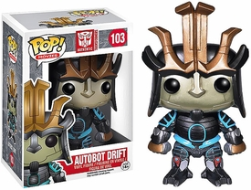 Funko POP! Transformers Age of Extinction Vinyl Figure Autobot Drift