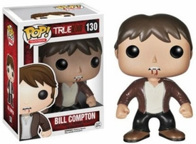 Funko POP! True Blood Vinyl Figure Bill Compton New!