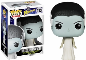 Funko POP! Universal Monsters Vinyl Figure Bride of Frankenstein Pre-Order ships September