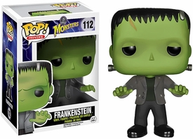 Funko POP! Universal Monsters Vinyl Figure Frankenstein Pre-Order ships September