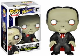 Funko POP! Universal Monsters Vinyl Figure Phantom of the Opera Pre-Order ships September