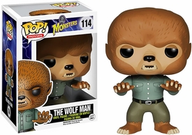 Funko POP! Universal Monsters Vinyl Figure Wolfman Pre-Order ships September