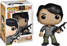 Funko POP! Walking Dead Vinyl Figure Prison Glenn Rhee Hot! Pre-Order ships September