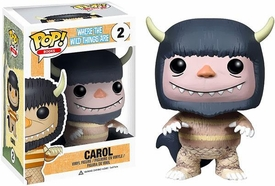 Funko POP! Where the Wild Things Are Vinyl Figure Carol