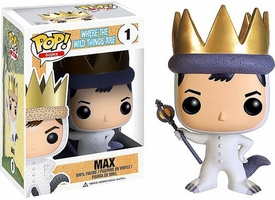 Funko POP! Where the Wild Things Are Vinyl Figure Max