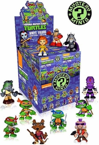 Funko Teenage Mutant Ninja Turtles Mystery Mini Figure BOX [12 Packs] {1 Full Set!} Pre-Order ships July