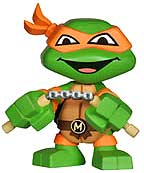 Funko Teenage Mutant Ninja Turtles Mystery Mini Figure Michelangelo Pre-Order ships July