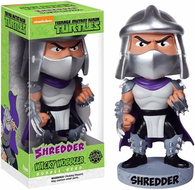 Funko Teenage Mutant Ninja Turtles Wacky Wobbler Bobble Head Shredder Pre-Order ships September