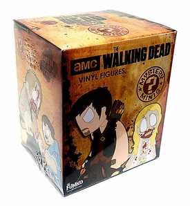 Funko Walking Dead Series 1 Mini Vinyl Figure Mystery Pack [1 Random Figure]