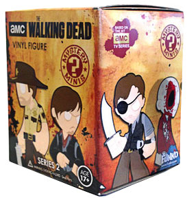 Funko Walking Dead Series 2 Mini Vinyl Figure Mystery Pack [1 Random Figure]