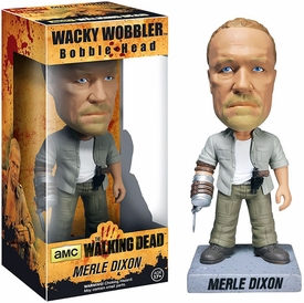 Funko Walking Dead Wacky Wobbler Bobble Head Merle Dixon