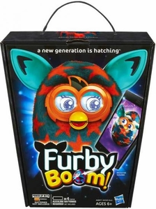 Furby Boom Sweet Figure Orange Stars Pre-Order ships March
