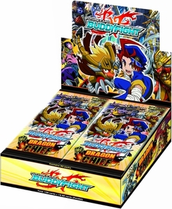 Future Card BuddyFight BFE-BT01 Dragon Chief Booster BOX [30 Packs]
