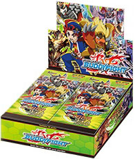 Future Card BuddyFight BFE-BT02 Cyber Ninja Squad Booster Box [30 Packs] New!