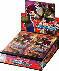 Future Card BuddyFight BFE-CP01 Burning Valor Character Pack Booster BOX [30 Packs]